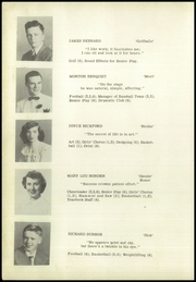 Page 10, 1950 Edition, Westborough High School - Cotton Gin Yearbook (Westborough, MA) online yearbook collection
