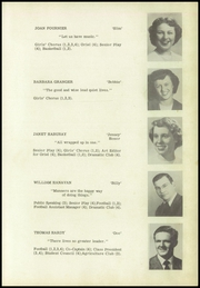 Page 13, 1950 Edition, Westborough High School - Cotton Gin Yearbook (Westborough, MA) online yearbook collection