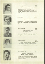Page 14, 1950 Edition, Westborough High School - Cotton Gin Yearbook (Westborough, MA) online yearbook collection