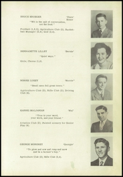 Page 15, 1950 Edition, Westborough High School - Cotton Gin Yearbook (Westborough, MA) online yearbook collection
