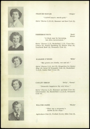 Page 16, 1950 Edition, Westborough High School - Cotton Gin Yearbook (Westborough, MA) online yearbook collection