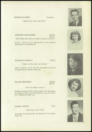 Page 17, 1950 Edition, Westborough High School - Cotton Gin Yearbook (Westborough, MA) online yearbook collection