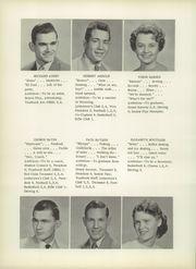 Page 16, 1956 Edition, Westborough High School - Cotton Gin Yearbook (Westborough, MA) online yearbook collection