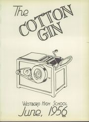 Page 5, 1956 Edition, Westborough High School - Cotton Gin Yearbook (Westborough, MA) online yearbook collection