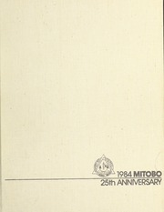 1984 Edition, Masconomet Regional High School - Mitobo Yearbook (Boxford, MA)