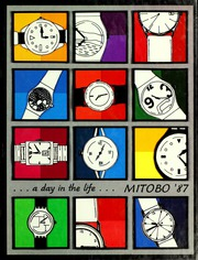 1987 Edition, Masconomet Regional High School - Mitobo Yearbook (Boxford, MA)