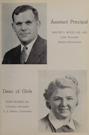 Page 15, 1945 Edition, Fairhaven High School - Huttlestonian Yearbook (Fairhaven, MA) online yearbook collection