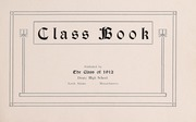 Page 5, 1912 Edition, Drury High School - Class Book Yearbook (North Adams, MA) online yearbook collection
