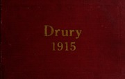 Drury High School - Class Book Yearbook (North Adams, MA) online yearbook collection, 1915 Edition, Page 1