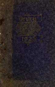 Page 1, 1925 Edition, Drury High School - Class Book Yearbook (North Adams, MA) online yearbook collection