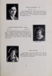 Page 17, 1925 Edition, Drury High School - Class Book Yearbook (North Adams, MA) online yearbook collection