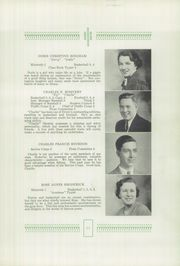 Page 17, 1936 Edition, Drury High School - Class Book Yearbook (North Adams, MA) online yearbook collection