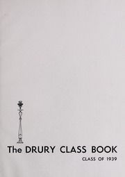 Page 5, 1939 Edition, Drury High School - Class Book Yearbook (North Adams, MA) online yearbook collection