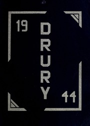 Page 1, 1944 Edition, Drury High School - Class Book Yearbook (North Adams, MA) online yearbook collection