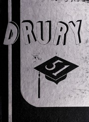 Page 1, 1951 Edition, Drury High School - Class Book Yearbook (North Adams, MA) online yearbook collection