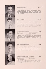 Page 10, 1951 Edition, Drury High School - Class Book Yearbook (North Adams, MA) online yearbook collection