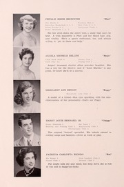Page 12, 1951 Edition, Drury High School - Class Book Yearbook (North Adams, MA) online yearbook collection