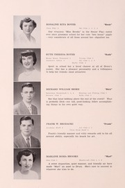 Page 14, 1951 Edition, Drury High School - Class Book Yearbook (North Adams, MA) online yearbook collection