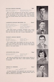 Page 15, 1951 Edition, Drury High School - Class Book Yearbook (North Adams, MA) online yearbook collection