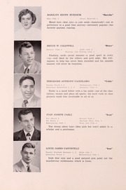 Page 16, 1951 Edition, Drury High School - Class Book Yearbook (North Adams, MA) online yearbook collection