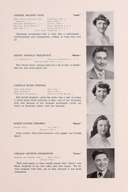 Page 17, 1951 Edition, Drury High School - Class Book Yearbook (North Adams, MA) online yearbook collection