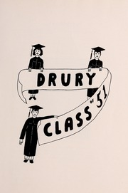 Page 5, 1951 Edition, Drury High School - Class Book Yearbook (North Adams, MA) online yearbook collection