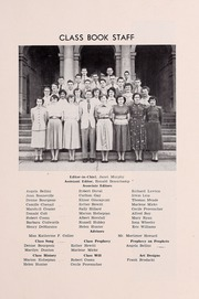 Page 9, 1951 Edition, Drury High School - Class Book Yearbook (North Adams, MA) online yearbook collection