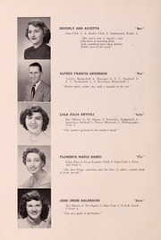 Page 10, 1952 Edition, Drury High School - Class Book Yearbook (North Adams, MA) online yearbook collection