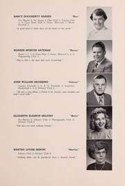 Page 11, 1952 Edition, Drury High School - Class Book Yearbook (North Adams, MA) online yearbook collection