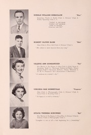 Page 12, 1952 Edition, Drury High School - Class Book Yearbook (North Adams, MA) online yearbook collection