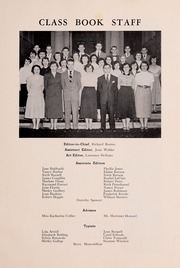 Page 9, 1952 Edition, Drury High School - Class Book Yearbook (North Adams, MA) online yearbook collection
