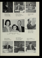 Page 13, 1963 Edition, Drury High School - Class Book Yearbook (North Adams, MA) online yearbook collection