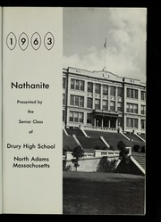 Page 5, 1963 Edition, Drury High School - Class Book Yearbook (North Adams, MA) online yearbook collection