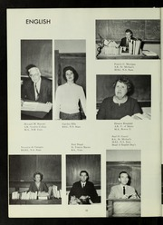 Page 14, 1964 Edition, Drury High School - Class Book Yearbook (North Adams, MA) online yearbook collection