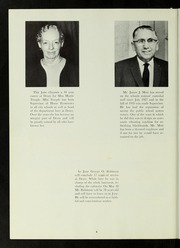 Page 8, 1964 Edition, Drury High School - Class Book Yearbook (North Adams, MA) online yearbook collection