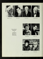 Page 14, 1966 Edition, Drury High School - Class Book Yearbook (North Adams, MA) online yearbook collection