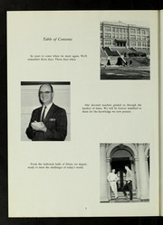 Page 6, 1966 Edition, Drury High School - Class Book Yearbook (North Adams, MA) online yearbook collection