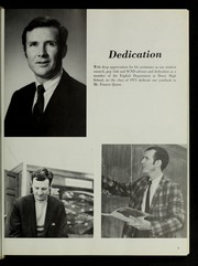 Page 7, 1971 Edition, Drury High School - Class Book Yearbook (North Adams, MA) online yearbook collection