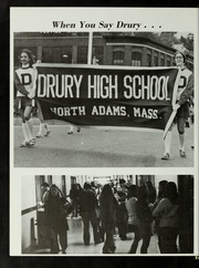 Page 10, 1972 Edition, Drury High School - Class Book Yearbook (North Adams, MA) online yearbook collection
