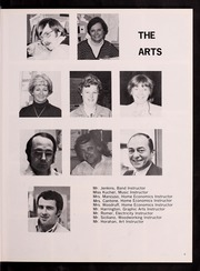 Page 13, 1979 Edition, Drury High School - Class Book Yearbook (North Adams, MA) online yearbook collection