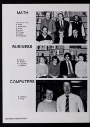 Page 10, 1986 Edition, Drury High School - Class Book Yearbook (North Adams, MA) online yearbook collection