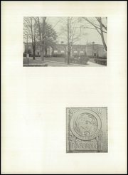 Page 6, 1945 Edition, Foxboro High School - Red Fox Yearbook (Foxboro, MA) online yearbook collection