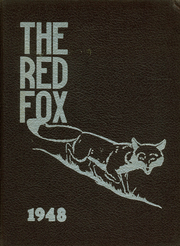 1948 Edition, Foxboro High School - Red Fox Yearbook (Foxboro, MA)