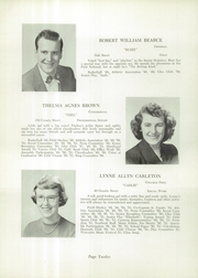 Page 16, 1951 Edition, Foxboro High School - Red Fox Yearbook (Foxboro, MA) online yearbook collection