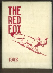 Page 1, 1952 Edition, Foxboro High School - Red Fox Yearbook (Foxboro, MA) online yearbook collection