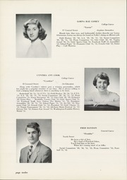 Page 16, 1952 Edition, Foxboro High School - Red Fox Yearbook (Foxboro, MA) online yearbook collection