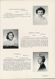 Page 17, 1952 Edition, Foxboro High School - Red Fox Yearbook (Foxboro, MA) online yearbook collection