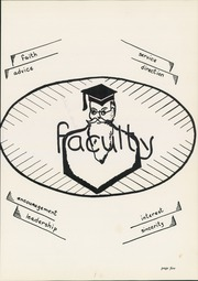 Page 9, 1952 Edition, Foxboro High School - Red Fox Yearbook (Foxboro, MA) online yearbook collection