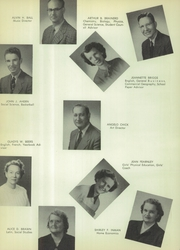 Page 10, 1953 Edition, Foxboro High School - Red Fox Yearbook (Foxboro, MA) online yearbook collection