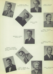 Page 11, 1953 Edition, Foxboro High School - Red Fox Yearbook (Foxboro, MA) online yearbook collection